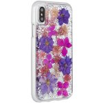 Púzdro Case-Mate - Karat Petals Apple iPhone X fialové