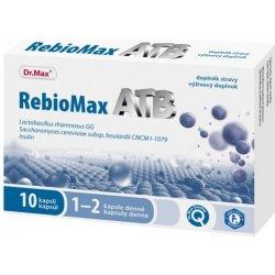 Recenzie Dr.Max RebioMax ATB 10 kapsúl - Heureka.sk 7edea15ec97