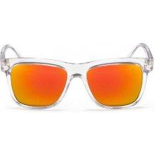 Sunmania zrkadlové wayfarer 092 oranžové
