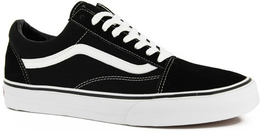 Vans Old Skool Black White od 52 601d172d21