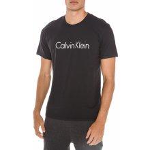 cd9f35f6e0 Calvin Klein Pánske tričko Comfort Cotton S   S Crew Neck NM1129E -001 Black