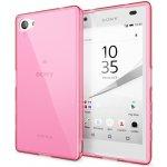 Púzdro MERCURY JELLY CASE Sony Xperia Z5 Compact ružové