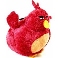 Prívesok na kľúče ADC Blackfire ANGRY BIRDS PLYŠOVÁ HRAČKA RED 14 CM 388303c2263
