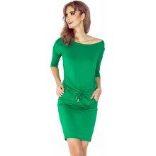 b896f69547b6 Numoco šaty dámske 13-18 športové 3 4 rukáv zelená od 27