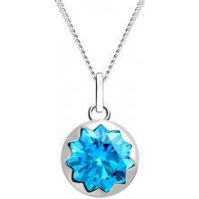 41c732fee Preciosa Dámsky strieborný náhrdelník Vela 5252 67