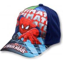 a2ed131f6 Setino Chlapčenská šiltovka Spiderman modrá navy