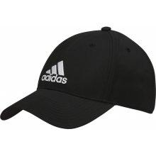 Adidas Performance 6 Panel Lightweight Embroidered Black Black White b325c1ac2e
