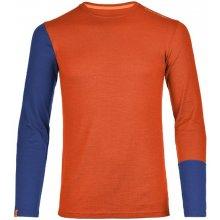 ccaecc5dfc3a Ortovox 185 Rock N Wool Long Sleece M crazy orange