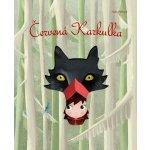 Červená Karkulka Nadia Fabris ilustrácie