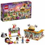 LEGO Friends 41349 Putovný jedálny voz