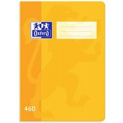 43d19ecff4 OXFORD Školský zošit A4 460 čistý 60 listov CZ SK žltý od 1