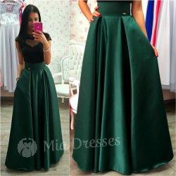 6dd6db67517c Dámska dlhá sukňa smaragdová alternatívy - Heureka.sk