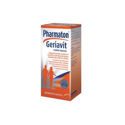Pharmaton Geriavit cps.mol.30