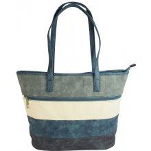 Tanner blue stredná mäkká kabelka MIX 4b1eb5e93a0