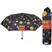 a9701d50a Perletti Detský skladací dáždnik Emoji 2723 EMOJI EMO2977