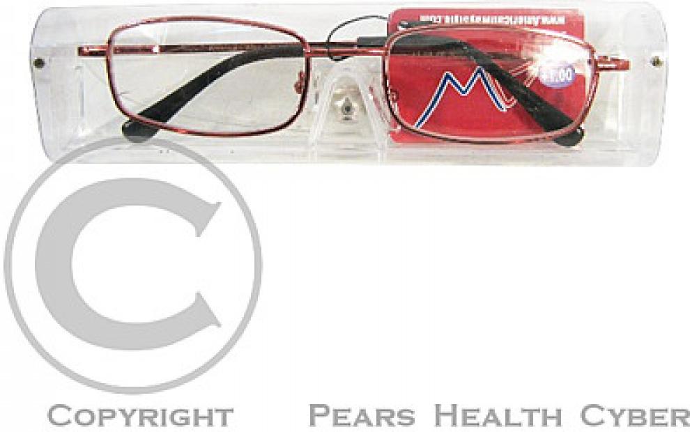 Dioptrické okuliare American Way ČERVENÉ od 5 2a83783eb00