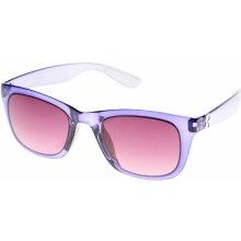 Reebok Wayfarer Sunglasses Ladies Grpht/Smke Slvr