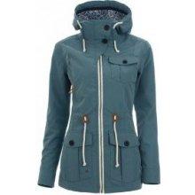 Woox Ventus urban grey dámská Modrá bunda e3199af7cf8