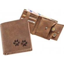 Kožená peňaženka packy vysoká 52a977f6472