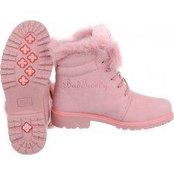 a2404cbcf50b Pohodlné zateplené dámske topánky na zimu ružové alternatívy ...