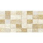 KEROS JULY dekor 250x400mm hnědý mix, keramický obklad