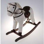 Alltoys CZ Hojdací menčestrový kôň