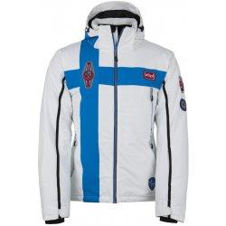 115983f5b Kilpi Team pánska lyžiarska bunda biela sv. modrá alternatívy ...