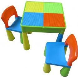 60cfe19190ce Tega detský stolček Mamut s stoličkami farebný alternatívy - Heureka.sk