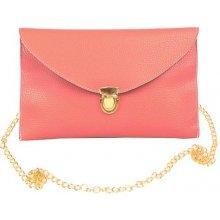 Listová kabelka sv. ružová