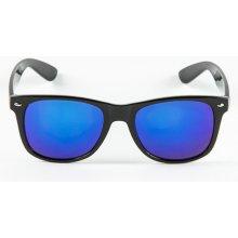 Sunmania Wayfarer zrkadlové 033 modré