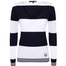 Giorgio Di Mare Dámsky sveter GI2626330_White-Navy