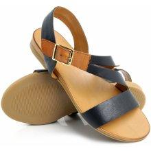 2209ab4c7859c Batz dámske zdravotné sandále Fresh 52 Black