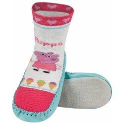 Soxo Dětské ponožkové papuče 32477 Dz Peppa Pig alternatívy - Heureka.sk 8a1f3346f62