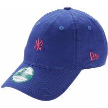8e502f466 New Era 9FO Essential MLB New York Yankees Blue Azure/Bright Rose