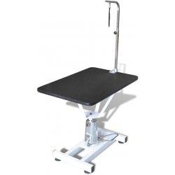 vidaXL Hydraulický stôl na úpravu domácich miláčikov 684bf448588