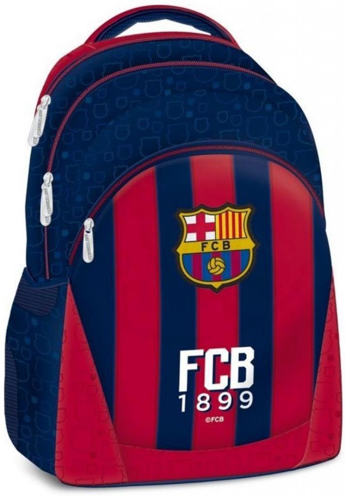 32f55087f1 Školský batoh Ars Una ergonomicky tvarovaný batoh FC BARCELONA ...