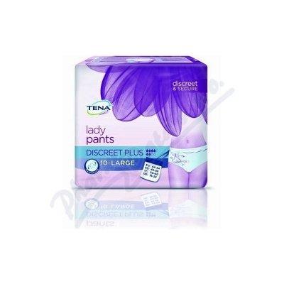 Tena Lady Pants Discreet Pl. 797610 L 10 ks