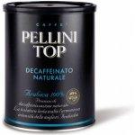 Pellini Top Decaffeinato mletá káva 250 g