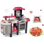 Smoby detská kuchynka Tefal SuperChef a Écoiffier čajová súprava Bubble Cook 311304-22