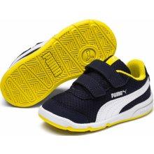 d352bd2d3 Puma Chlapčenské tenisky Stepfleex 2 Mesh V modré