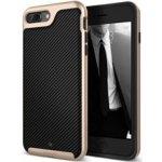 Púzdro CASEOLOGY - Apple iPhone 7/8 Plus Case Envoy Series Carbon Fiber čierne
