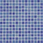 MIX 25004-B Glass mosaic 2,5x2,5