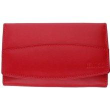 f4915c6f01 Bellugio Dámska kožená peňaženka červená U022RE U022RE