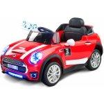Toyz Elektrické autíčko Maxi Červená