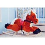 Smyk Hojdacia plyšová hračka koník
