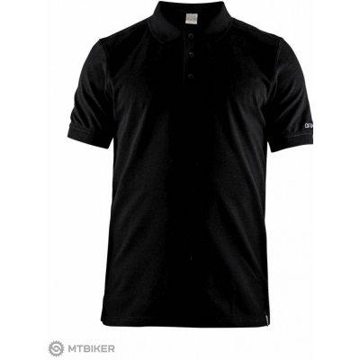Craft Casual Polo Pique čierna
