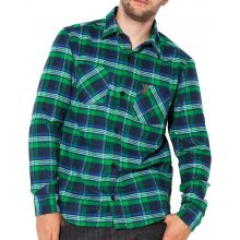Horsefeathers Nome Button - up shirt - blue