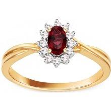 iZlato Forever Rubínový prsteň 0 1cd469e4f2e