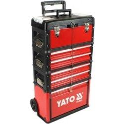 5fcf5098159fd Pridať odbornú recenziu YATO-09101 Vozík na nářadí 3 sekce, 2 ...