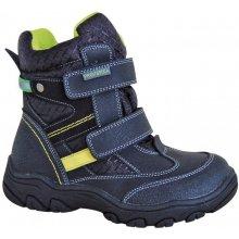 6b19a5d8b1 Protetika chlapecké zimní boty s membránou Polar čierna